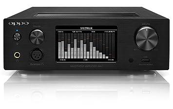 Oppo HA-1 amplificador para audífono 32-bit/384kHz Negro ...