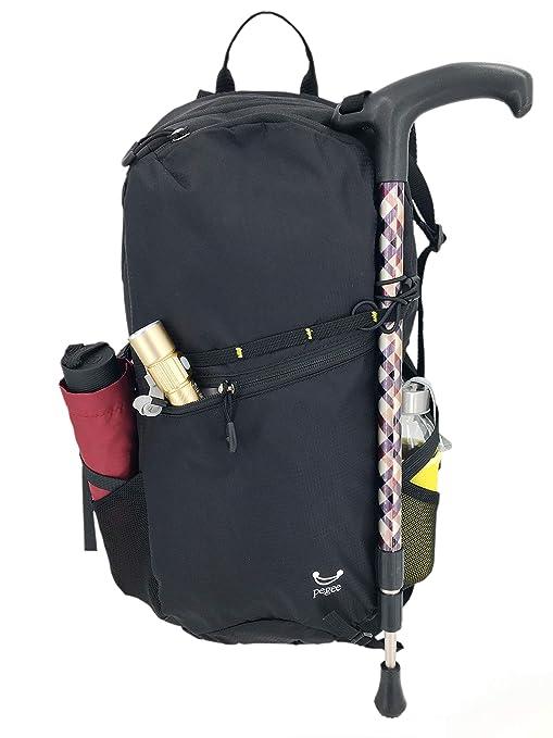 ae63348c68ff PEGEE Mountaineering Backpack Waterproof Hiking Backpack Outdoor Camping  Traveling Backpack Front Multiple Lanyards Can Hang Trekking
