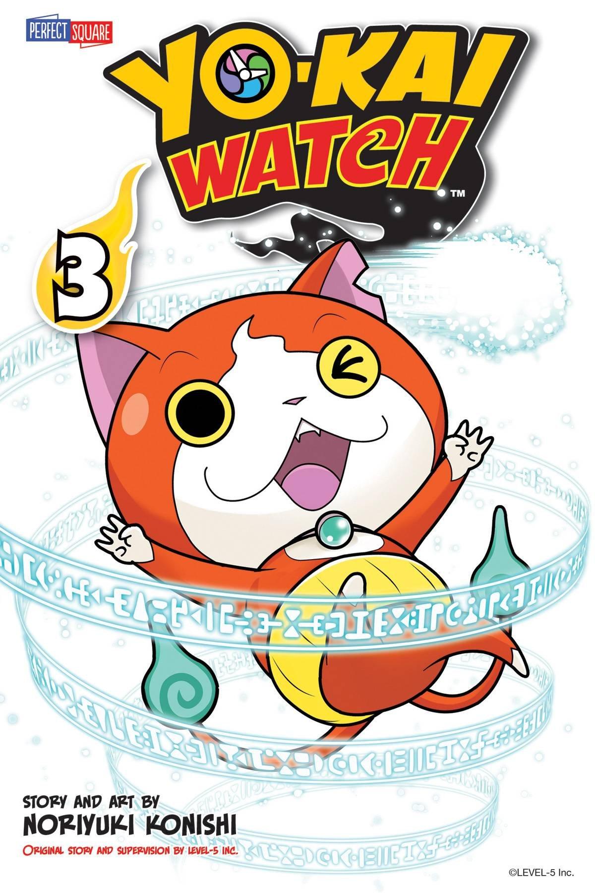 Read Online YO-KAI WATCH, Vol. 3 ebook