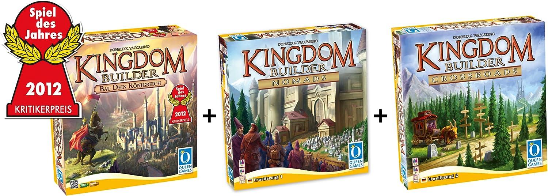Queen Games - Teléfono para niños, de 2 a 5 Jugadores (61132) (versión en alemán): Amazon.es: Juguetes y juegos
