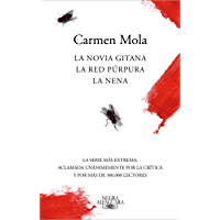 Trilogía La novia gitana (edición pack con: La novia gitana | La red púrpura | La Nena) (Spanish Edition)