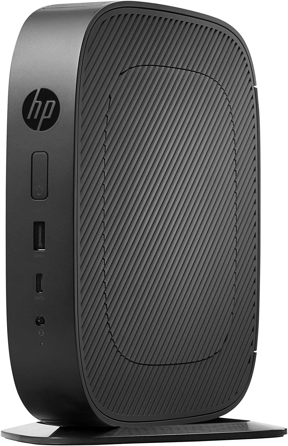 HP 3JJ47UT#ABA t530 Thin Client - Tower Desktop - 8 GB RAM - 64 GB Flash - AMD Radeon R2 - Black