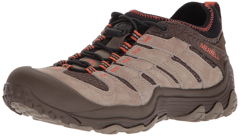 Merrell Women's Chameleon 7 Limit Stretch Hiking Boot B0711SWZWG 7 B(M) US|Brindle