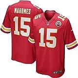 Nike Patrick Mahomes  15 Youth Kansas City Chiefs Game Jersey - Red 0de32a14b