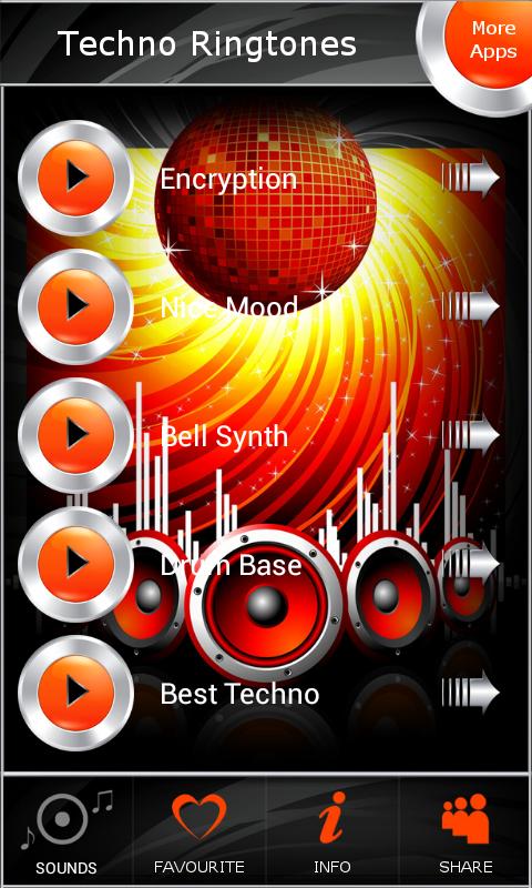 Tonos De Llamada Techno: Amazon.es: Appstore para Android