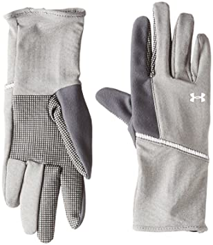 40509f5d63 Under Armour Women's ColdGear Infrared Run Liner Gloves, Gloves ...