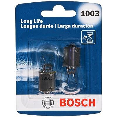 Bosch Automotive 1003LL Light Bulb, 2 Pack: Automotive