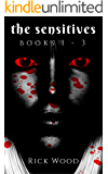 The Sensitives Book 1 - 3: The powerfully paranormal demonic series
