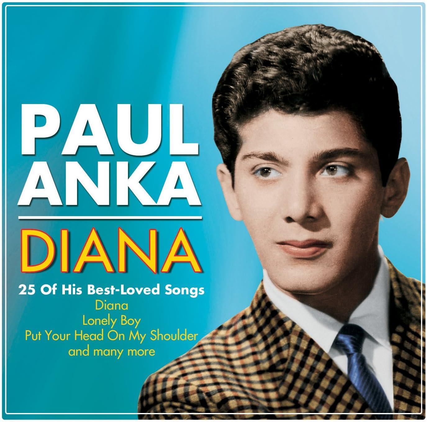 Amazon | Diana | Paul Anka | 輸入盤 | 音楽