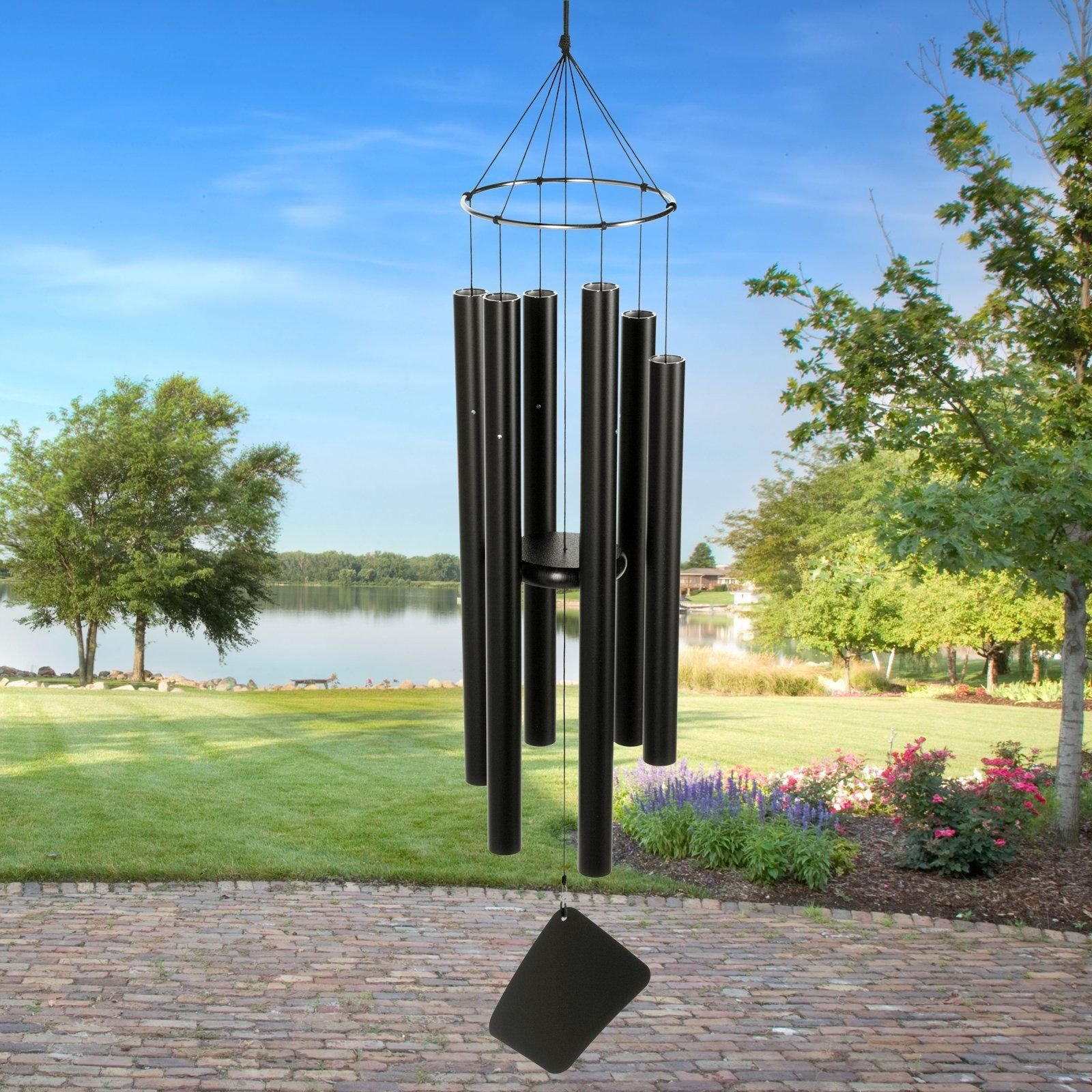 Music of the Spheres Mongolian Mezzo Wind Chime MM .sell#(jcswildlife~hee122121137965840 by Haliniose