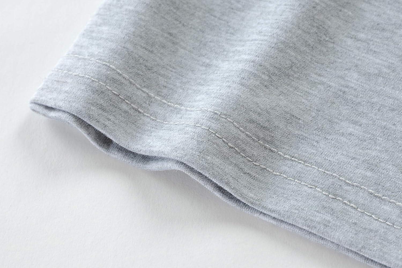 Little Hand Boys Pyjamas Dinosaur Shark Kids Pjs Toddler Clothes Set 100/% Cotton Sleepwear Long Sleeve Nightwear Outfit 1-7 Years
