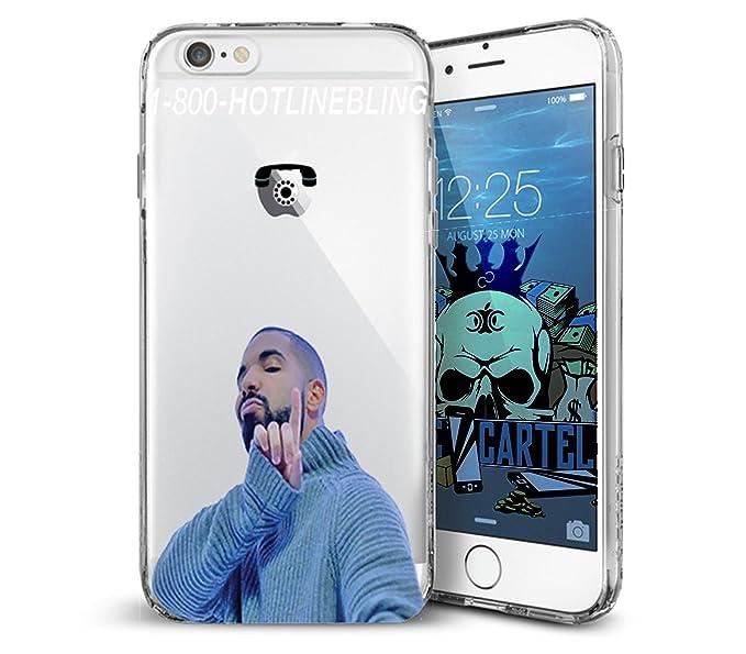 official photos ff129 e3246 Drake Hotline Bling 7 Iphone Case