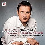 Schumann: Dichterliebe: Brahms: Lieder