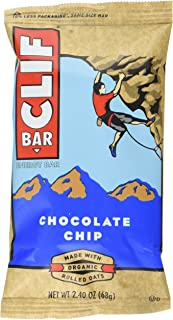 product image for Clif Clif Energy Bar, Chocolate Chip, 12 ea