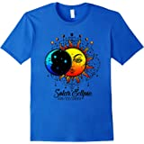 Total Solar Eclipse 2017, Sun and Moon Ancient Design