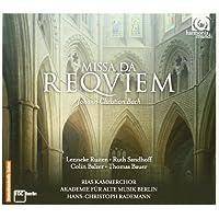 J.C. Bach: Missa da Requiem / Miserere in B major (RIAS Kammerchor/Rademann)