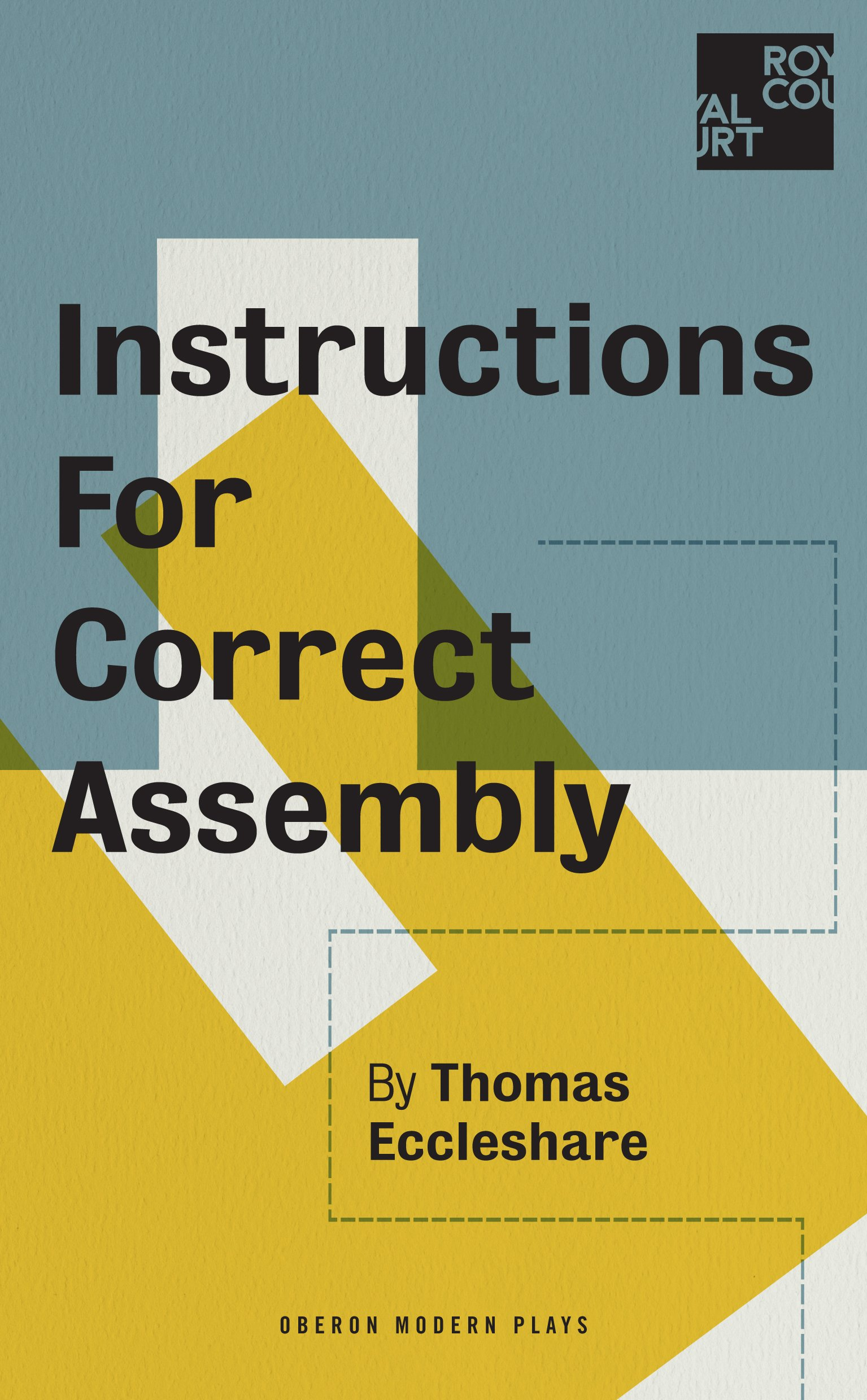 Instructions for Correct Assembly Oberon Modern Plays: Amazon co uk