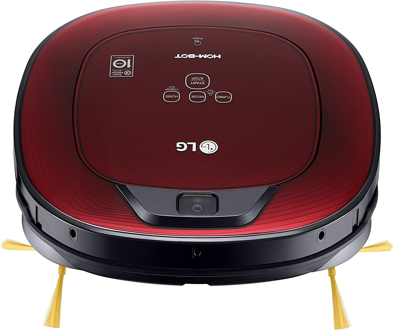 LG Electronics VRD 710/RRC Aspirapolvere Rosso rubino