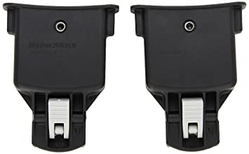 Baby Jogger Car Seat Adapter For Bob Black