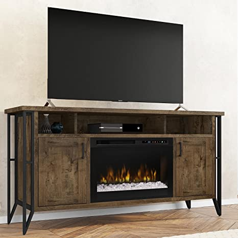 Amazon Com Dimplex Electric Fireplace Tv Stand Media Console