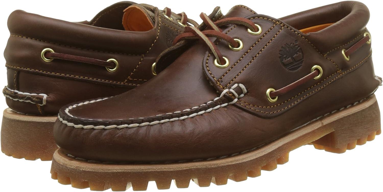 Timberland Mens Icon Three-Eye Classic Shoe