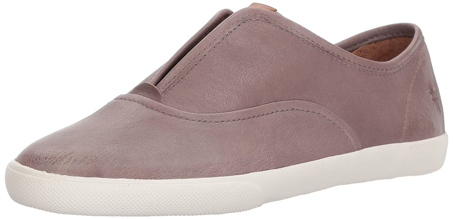 FRYE Women's Maya CVO Slip on Sneaker B074QT5VG2 7 B(M) US|Cement