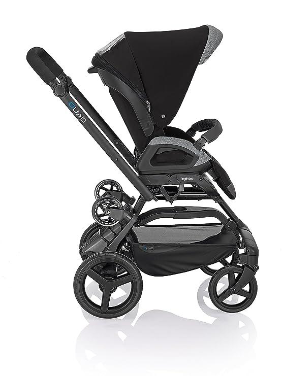 Inglesina A099GE600 - Adaptador de silla, color negro