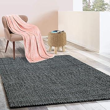 Amazon De Floordirekt Jute Teppich Natur Teppich Urbano