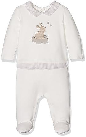 Mayoral 2615 Pelele Pantalon Combinado, Bebés, Crudo 1M-2M: Amazon.es: Ropa y accesorios
