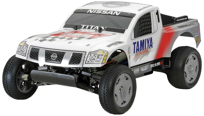 タミヤ 1/12 電動RCカーシリーズ No.511 NISSAN タイタン レーストラック 58511 B0077K0PW4