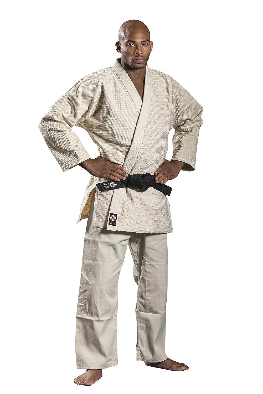 Amazon.com: Ronin Brand Single Weave Unbleached Judo Uniform ...