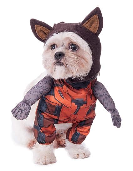 65a28c622f1 Rubies Walking Rocket Raccoon Pet Costume