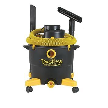 Dustless Technologies 16006 HEPA Wet/Dry Vacuum   Shop Wet Dry Vacuums    Amazon.com