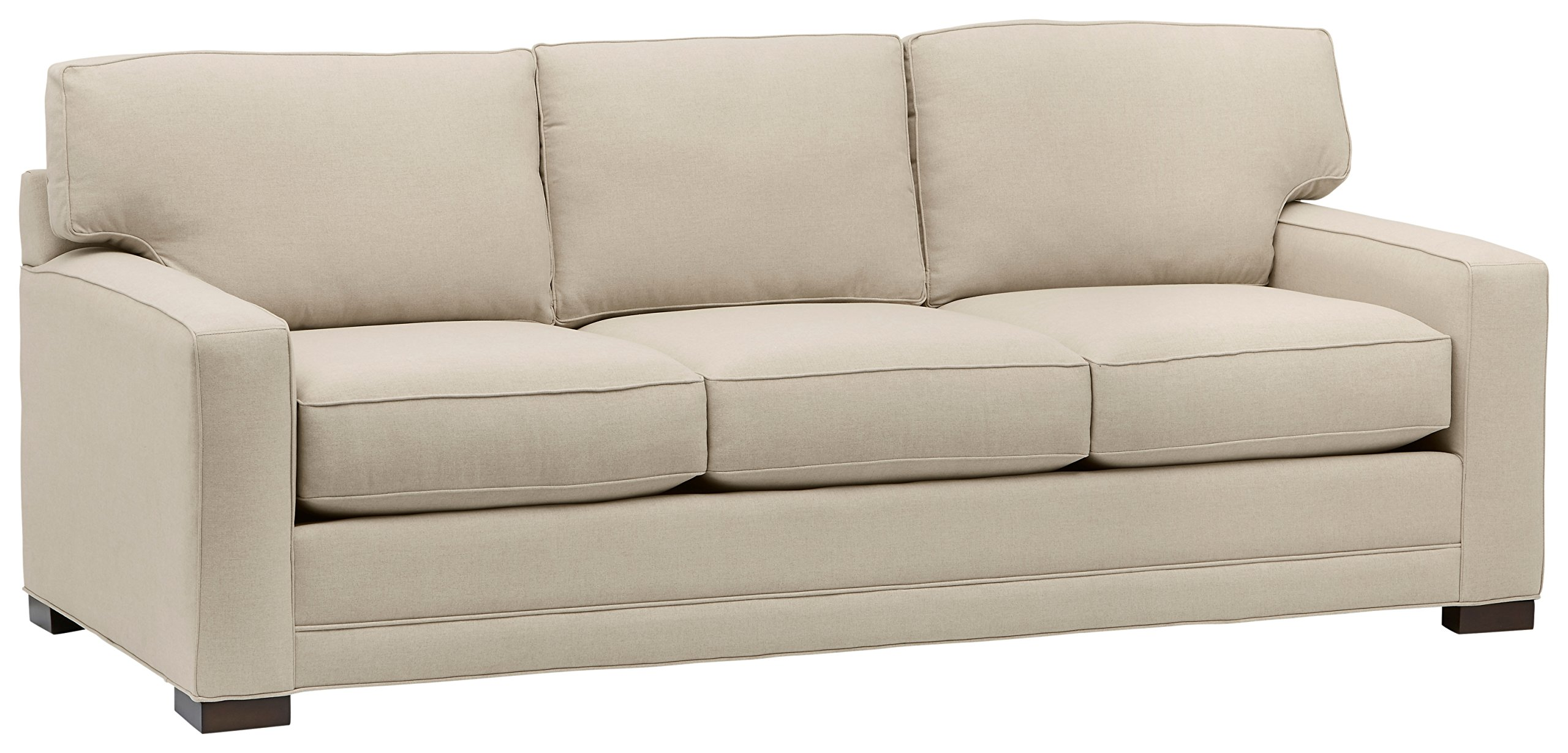 Stone & Beam Dalton Transitional Sofa, 91.5''W, Sand by Stone & Beam
