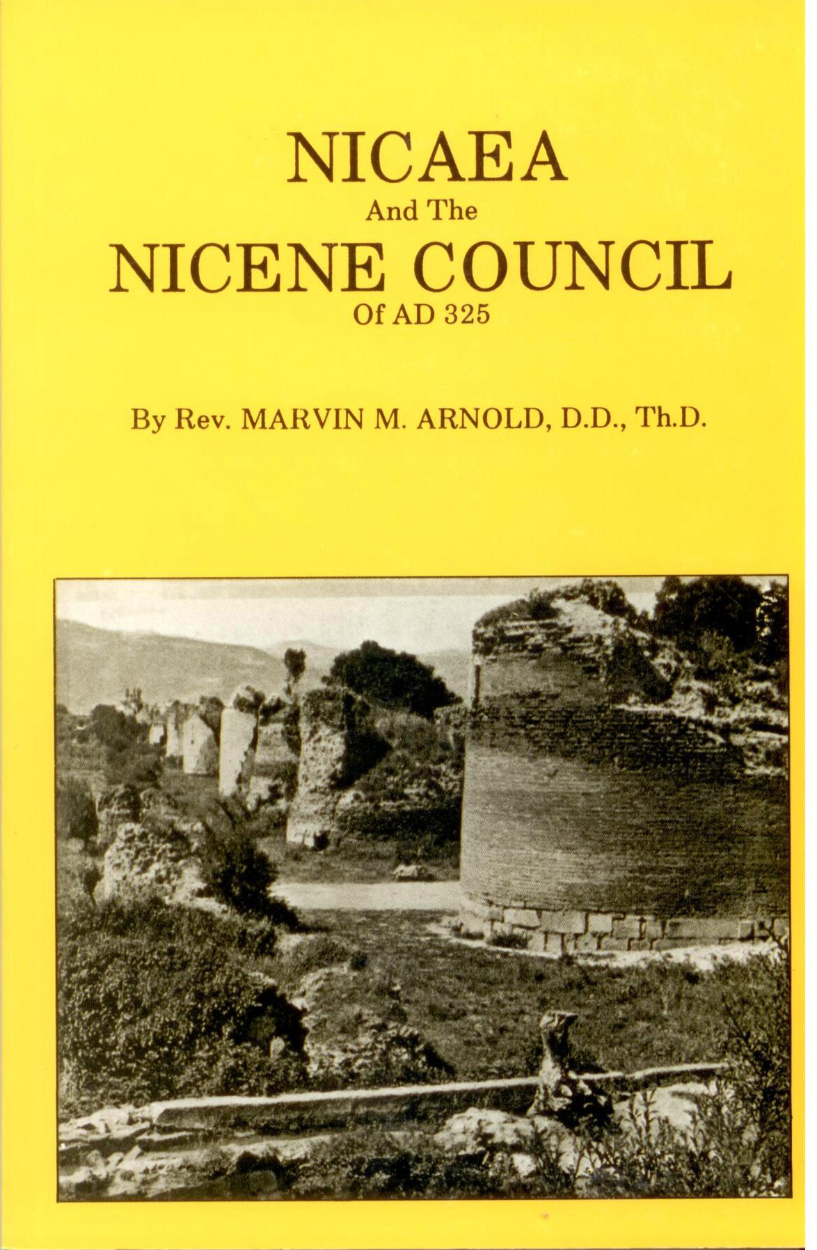 council of nicea 325 ad