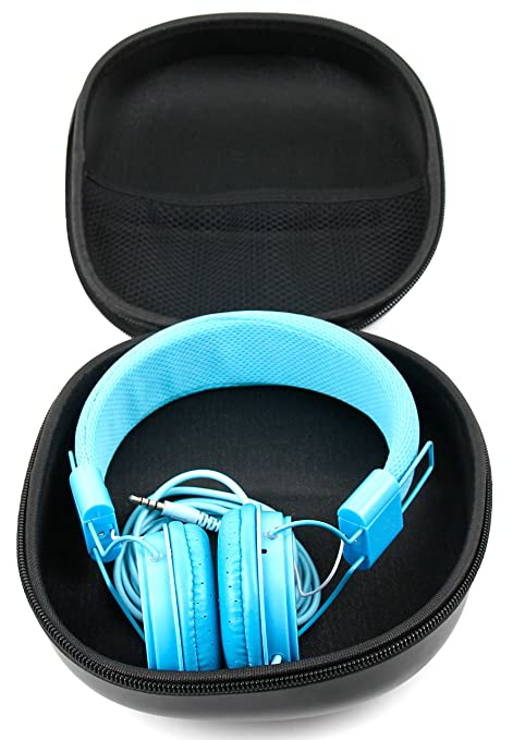 DURAGADGET Funda/Carcasa rígida para Auriculares Marshall Major II Color Negro.: Amazon.es: Electrónica
