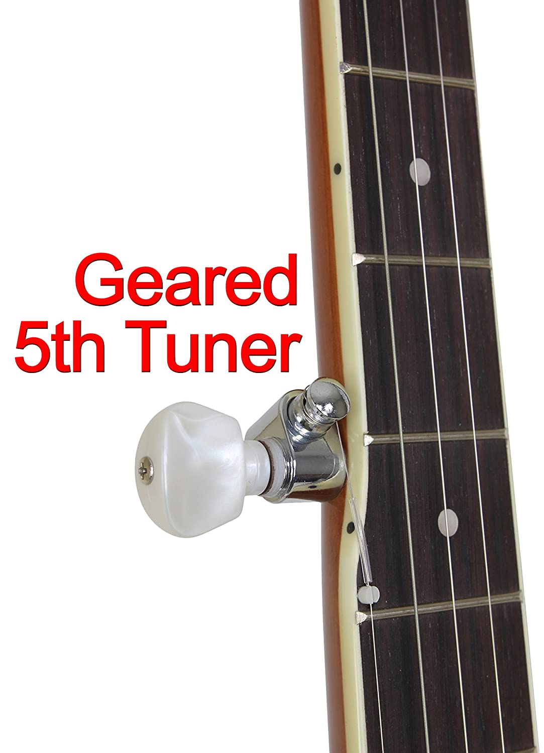 Geared 5th Tuner Detail