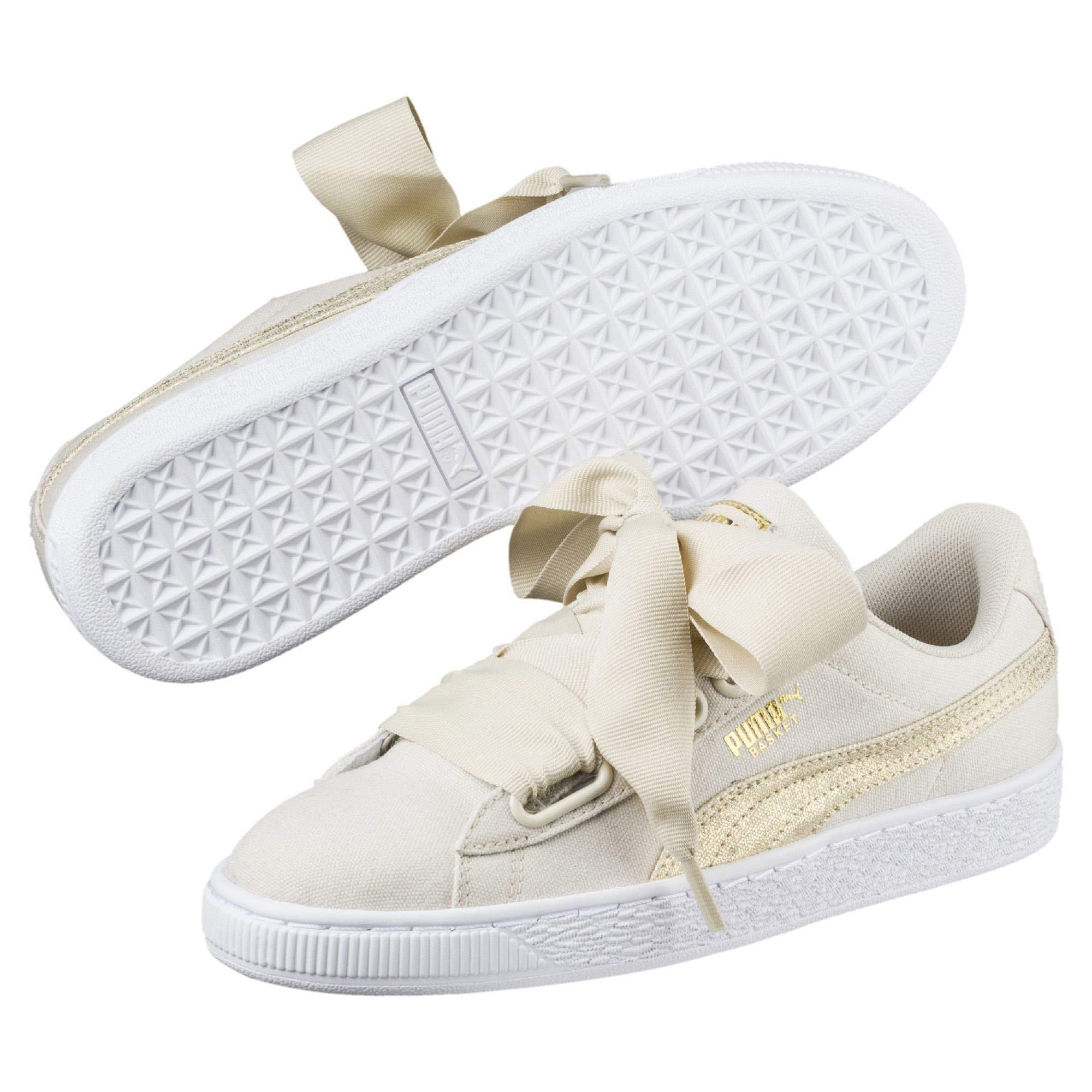 Puma Sneaker 366495-01 Basket Heart