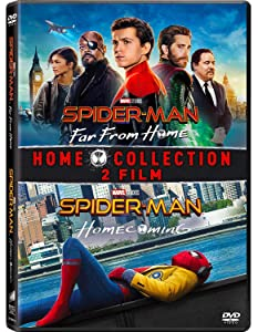 Spider-Man: Far from Home/Homecoming (2 DVD) [Import]