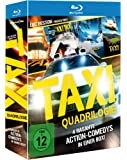 Taxi - Teil 1-4 Box [Blu-ray]
