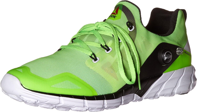 Punto tráfico Popa  Amazon.com | Reebok Men's Zpump Fusion 2.0 Running Shoe | Road Running