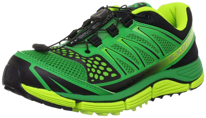 SALOMON XR Crossmax 2 Zapatilla de Running Caballero, Verde