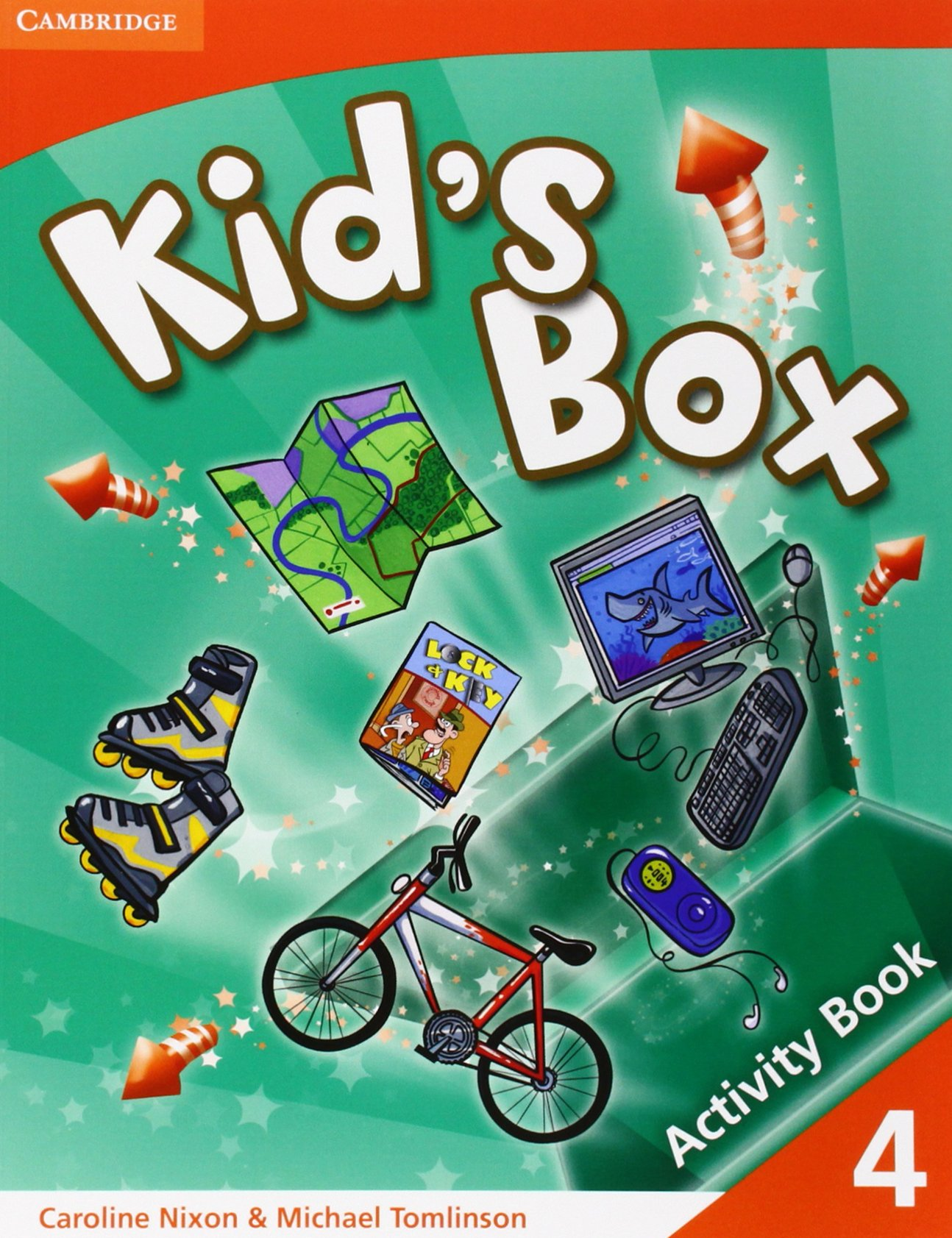 Kid's Box 4 Activity Book
