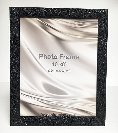 Boldon Framing Dazzle Range Sparkle Glitter Effect Picture Photo ...
