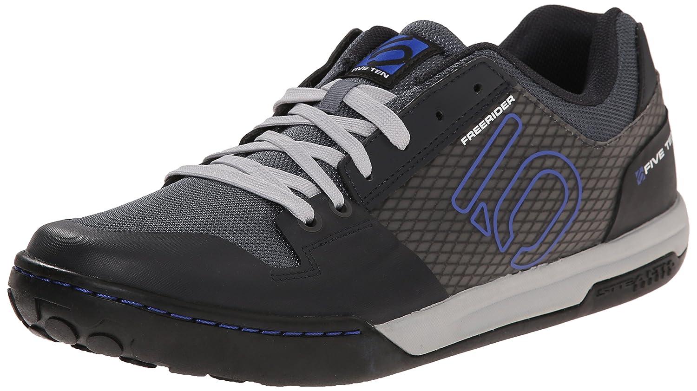 Five Ten Freerider Contact Men's MTB Shoes B00O619FIW 4 D(M) US Grey/Blue