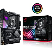 ASUS ROG STRIX Z390-E GAMING - carte mère GAMING (Intel Z390 LGA 1151 ATX DDR4, Aura Sync)