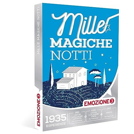 Emozione3 - Cofanetto Regalo - MILLE MAGICHE NOTTI - 1935 magici ...