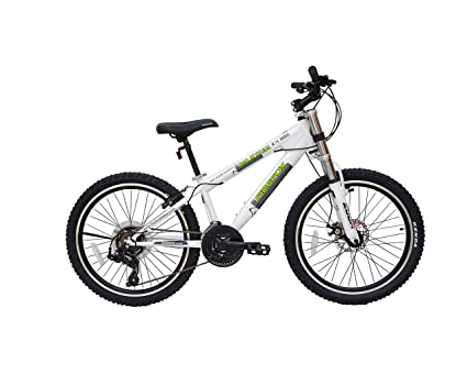 821f440429c Buy Firefox Bad Attitude 2.4D Hardtail Bike, Kid's 24-inch (White ...
