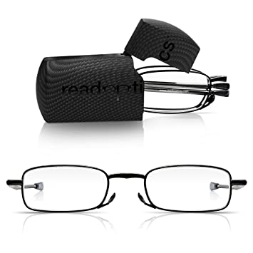 38c1d15635 Read Optics Foldable Reading Glasses in Pocket Hard Case +2  or 1 to ...