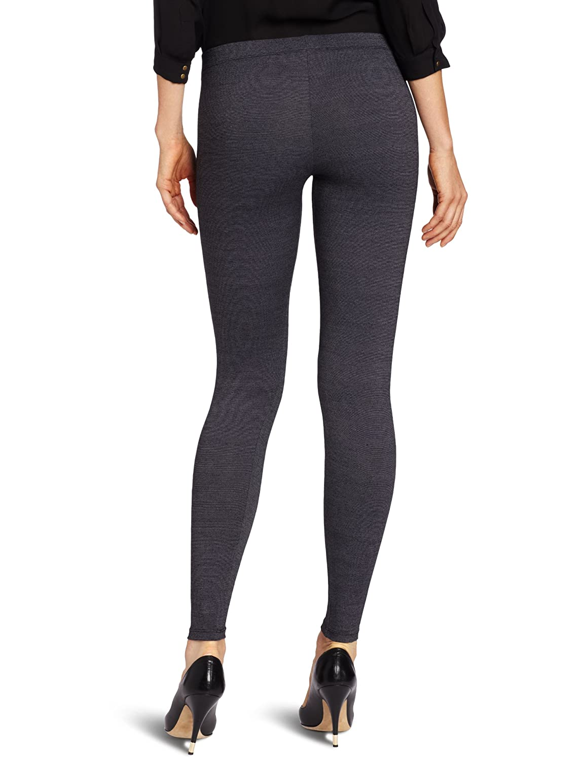 a22f37a241a8f David Lerner Women's Lightweight Basic Micro Fabric Legging - Black -:  Amazon.co.uk: Clothing